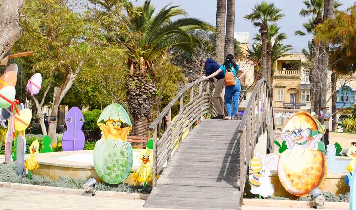 Villa Rundle Gardens welcomes visitors to Gozo for Easter