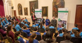 Giving children a voice on future initiatives and plans for Gozo