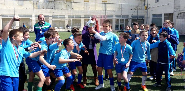 Gozo College Victoria Primary wins Futsal Football League 2017/18