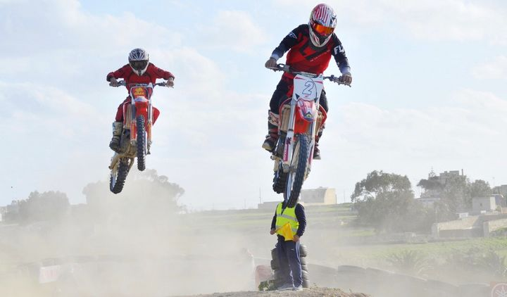 Yamaha Gozo Motocross Championship '18 quarter finals on Sunday