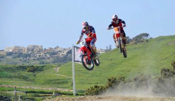 16 riders battle it out in Gozo Motocross Championship quarter finals