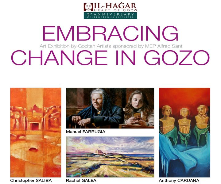 Embracing Change in Gozo - moves from Brussels to Gozo