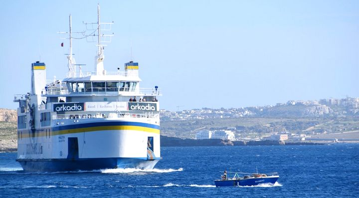 Gozo Ferry: Number of passengers, vehicles and crossings all up
