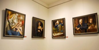 Gozitan contemporary artists in exhibition at Il-Hagar Museum