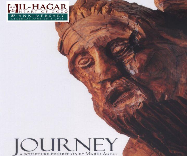 Journey - Sculptures exhibition by Gozitan artist Mario Agius