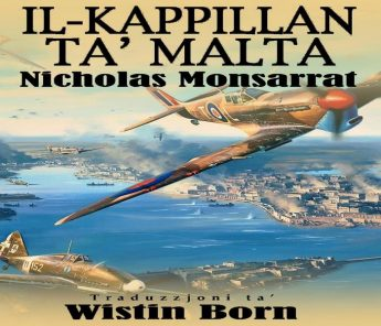 Gozo launch of The Kappillan of Malta with original plot manuscript on display