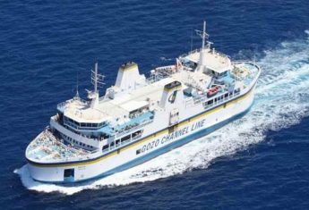 MV Malita back in service - shuttle service operating according to demand