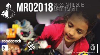 Students and public have opportunity to shine at Malta Robotics Olympiad