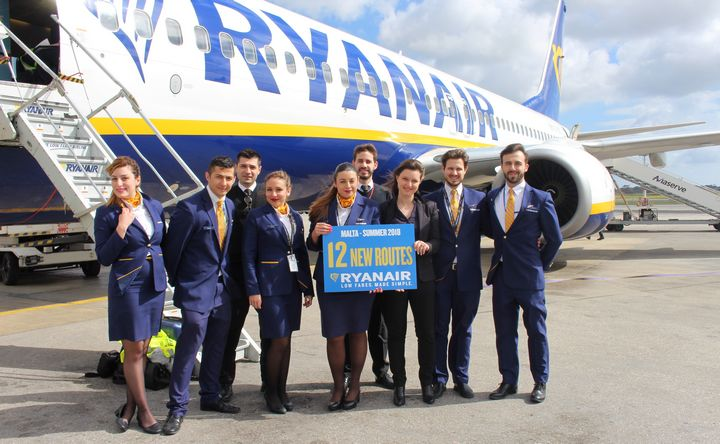 Ryanair launches summer schedule with new routes and seat sale