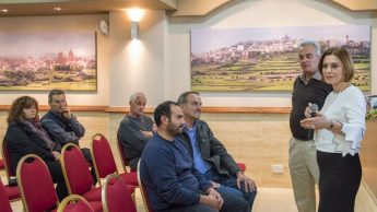 Information session on organic farming held in Qala