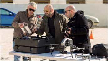 PA invests in new tools for enforcement including specialised drone