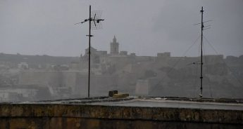 Malta experiences strong winds and over 181mm of rain in February