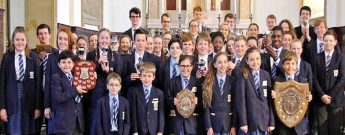 Mount St Mary's College & Barlborough Hall School Choir Easter Concert