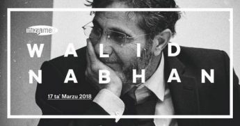A Talk with Walid Nabhan in Gozo - winner of the 2017 EUPL