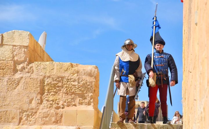 Gozo celebrates 150 years of the Citadel as a non-active fortress