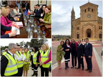 Good turnout for first ever Citizens' Dialogue held in Gozo