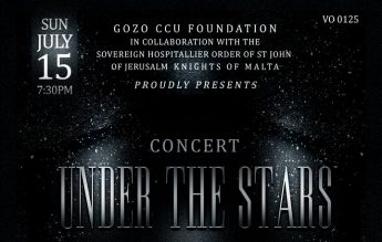 An evening of good food and music at a Concert Under the Stars 2018