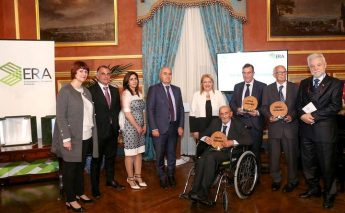 Gozitan Joe Sultana presented with National Buonamico Award