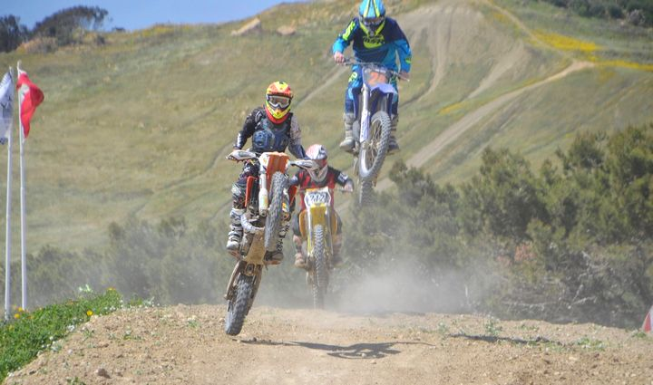 Gozo Motocross Association's first FunRace of the season on Sunday