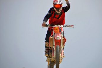 Hard-fought competition in Gozo Motocross Championship semi-finals