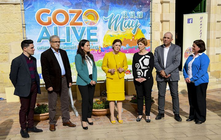 Gozo Alive - 3 day programme of arts, culture and spectacle