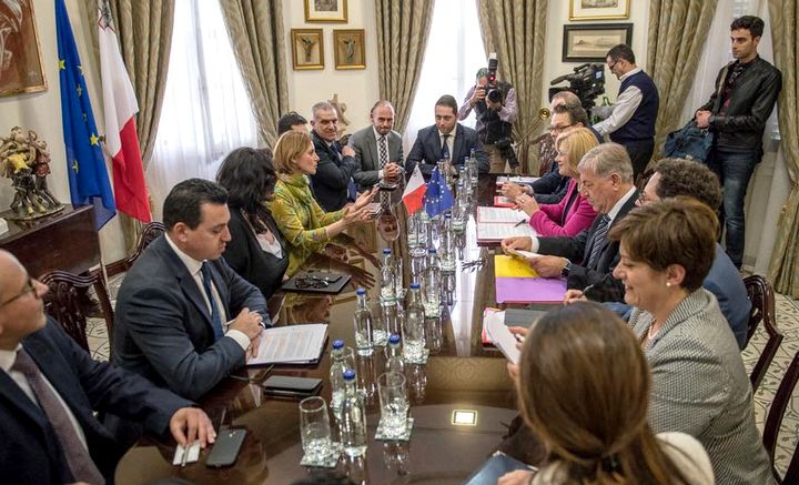 Discussion on the Cohesion Policy from a Gozo perspective