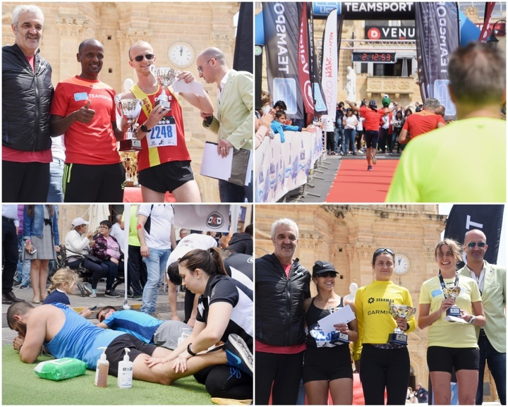 Over 1250 athletes take part in Teamsport Gozo Half Marathon event