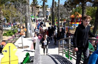 Plenty of fun for everyone at the Hip Hop Hurray family day in Gozo