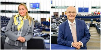 Ask Your MEP with Marlene Mizzi and Francis Zammit Dimech in Gozo