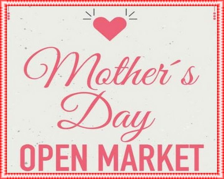 Visit Nadur this Sunday for the special Mother's Day Open Market