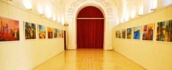 Of Land and Sea- Joint art exhibition at the Ministry for Gozo