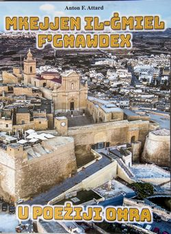 New poetry book about Gozo: Mkejjen il-Gmiel f'Ghawdex u Poeziji Ohra