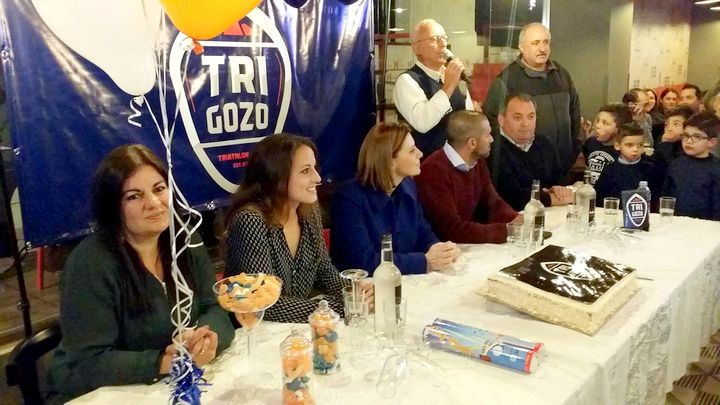 TriGozo - The first triathlon club in Gozo has its official launch