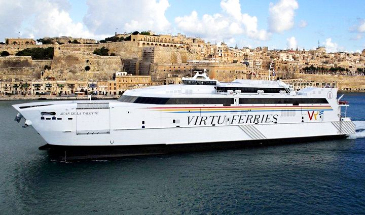 "Virtu Ferries calls Gozo Channel ""highly irresponsible"" on choice of ""Partner"""