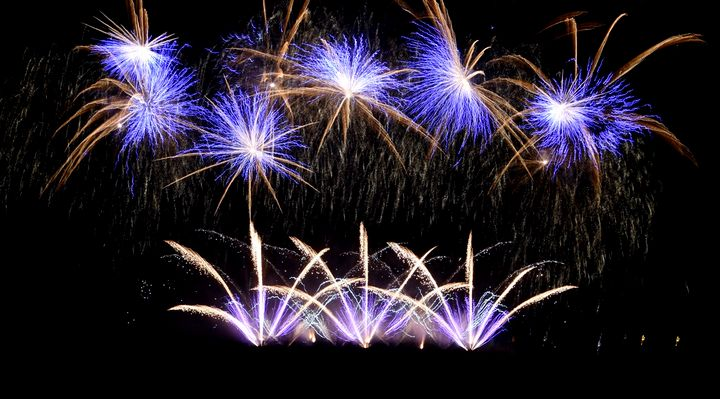 Xaghra International Fireworks display - tickets on sale for tiered seating