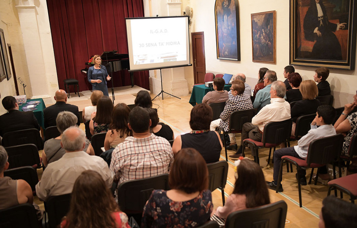 Gozo Association for the Deaf celebrates its 30th anniversary