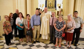 Celebration for 28th anniversary of visit by Pope Saint John Paul II