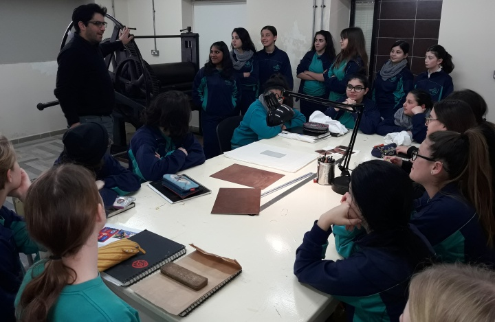 Gozo students explore inspirational women for Kreattiv Project