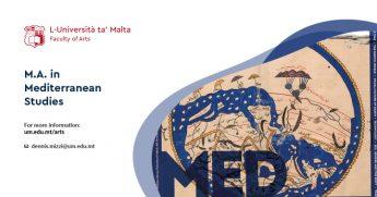 M.A. in Mediterranean Studies by UM Faculty of Arts