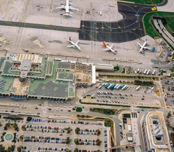 50% increase in number of passengers passing through MIA