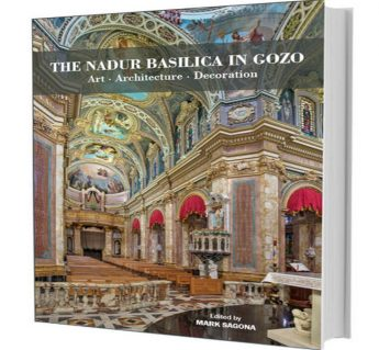 Book launch: The Nadur Basilica in Gozo: Art - Architecture - Decoration