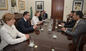 "Minister for Gozo discusses ""potential cooperation"" with Saudi delegation"