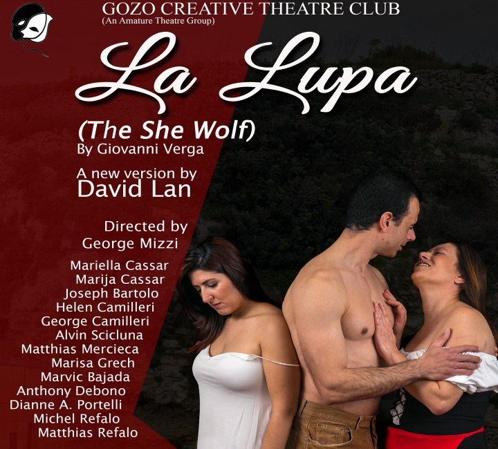 La Lupa - A performace of love and loss at the Lunzjata Valley