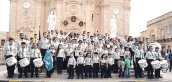 A decade of scouting celebrated by the Xaghra Scout Group