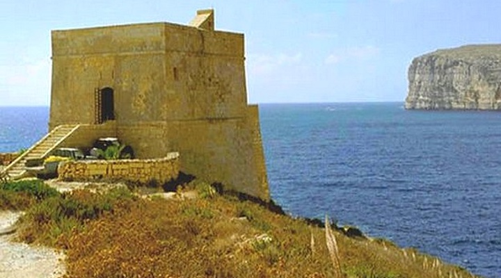 Restoration and conservation project for Xlendi Tower