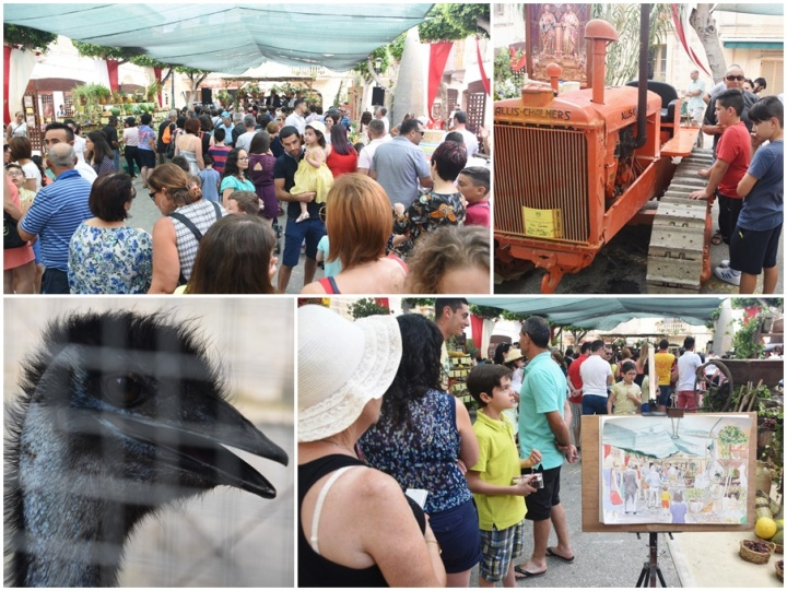 Traditional Gozitan agricultural fair attracts large crowds in Nadur