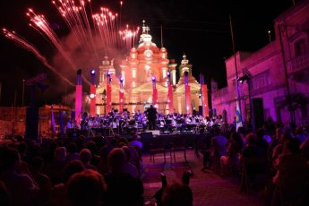Mnarja Philharmonic Band's Big Band Adventures on Saturday