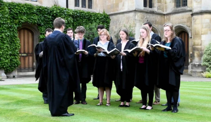 Gozo Concert with Cambridge University´s Corpus Christi College Choir