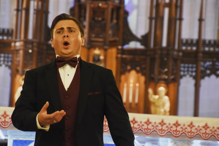 Unique concert performed in Gozo by baritone Charles Buttigieg