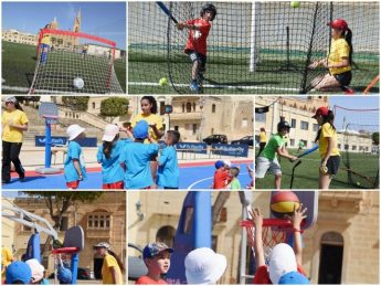 Gozo Sports Fest taking place for Girls & Women in Ghajnsielem